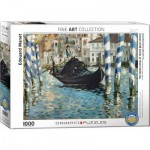 Eurographics-6000-0828 Edouard Manet - Le Grand Canal, Venise