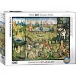 Eurographics-6000-0830 Heironymus Bosch - Le Jardin des Délices