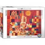 Eurographics-6000-0836 Paul Klee - Château et Soleil