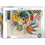 Eurographics-6000-0839 Wassily Kandinsky - Courbe Dominante