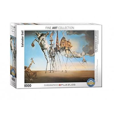 Eurographics-6000-0847 Salvador Dalí - La Tentation de Saint Antoine