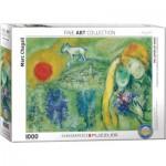 Eurographics-6000-0848 Marc Chagall - Les Amoureux de Vence