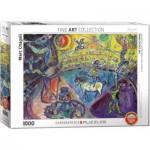 Eurographics-6000-0851 Marc Chagall - Le Cheval de Cirque