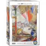 Eurographics-6000-0853 Marc Chagall - Paris par la Fenêtre (détail)
