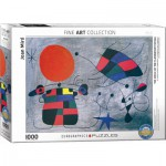 Eurographics-6000-0856 Joan Miro - Le Sourire aux Ailes Flamboyantes
