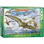 Eurographics-6000-0860 Dinosaures - Ptérosaures
