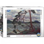 Eurographics-6000-0923 The West Wind by Tom Thomson