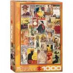 Eurographics-6000-0935 Anciennes Affiches de Théâtre et d'Opéra