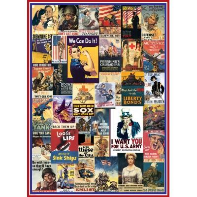 Eurographics-6000-0937 World War I & II Vintage Posters
