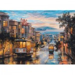 Eurographics-6000-0957 Eugene Lushpin - San Francisco, Cable Car Heaven