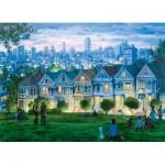 Eurographics-6000-0958 Eugene Lushpin - San Francisco, The Seven Sisters