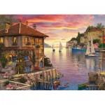 Eurographics-6000-0962 Dominic Davison - Mediterranean Harbor