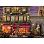 Eurographics-6000-0963 David Mc Lean - Restaurant au Chapeau Rouge