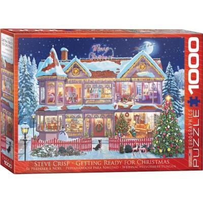 Eurographics-6000-0973 Steve Crisp - Getting Ready Christmas