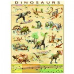 Eurographics-6000-1005 Les Dinosaures