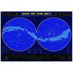 Eurographics-6000-1010 Carte du Ciel