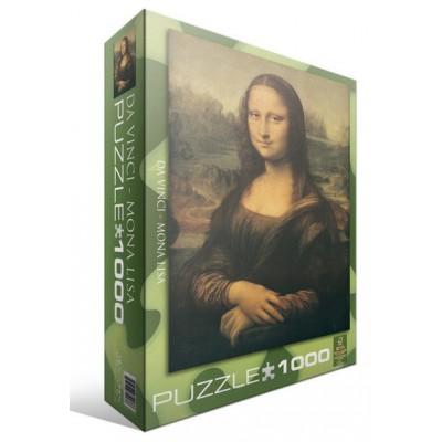 Eurographics-6000-1203 Leonard de Vinci : Mona Lisa