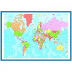 Eurographics-6000-1271 Carte du monde