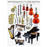 Eurographics-6000-1410 Instruments de musique