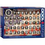 Eurographics-6000-1432 Présidents des Etats-Unis