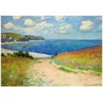 Eurographics-6000-1499 Claude Monet - Chemin dans les Bles a Pourville