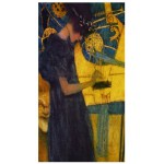 Eurographics-6000-1991 Gustav Klimt : La musique