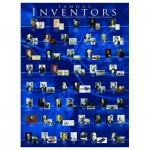 Eurographics-6000-1999 Inventeurs Célèbres