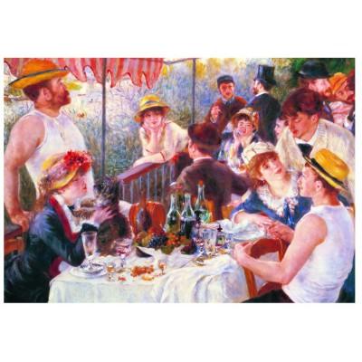 Eurographics-6000-2031 Pierre-Auguste Renoir : Le Dejeuner des Canotiers