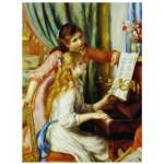 Eurographics-6000-2215 Pierre-Auguste Renoir : Jeune fille au piano