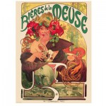 Eurographics-6000-3455 Alphonse Mucha : Bieres de la Meuse