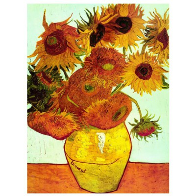 Eurographics-6000-3688 Van Gogh : Les tournesols