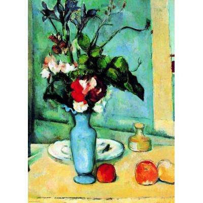 Eurographics-6000-3802 Paul Cezanne : Le Vase Bleu (détail)