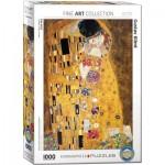 Eurographics-6000-4365 Gustave Klimt - Le Baiser
