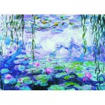 Eurographics-6000-4366 Monet Claude : Les Nénuphars