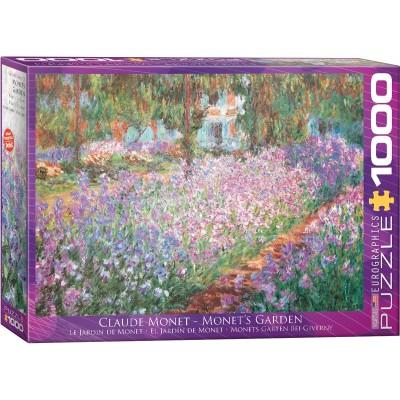 Eurographics-6000-4908 Claude Monet - Le Jardin de Monet