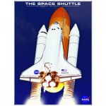Eurographics-6000-4954 La Navette spatiale Atlantis NASA