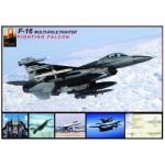 Eurographics-6000-4956 F-16 Fighting Falcon