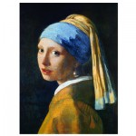 Eurographics-6000-5158 Vermeer Johannes : La Jeune Fille à la Perle, 1665