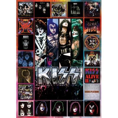 Eurographics-6000-5305 KISS, The Album