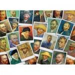 Eurographics-6000-5308 Van Gogh Vincent - Selfies