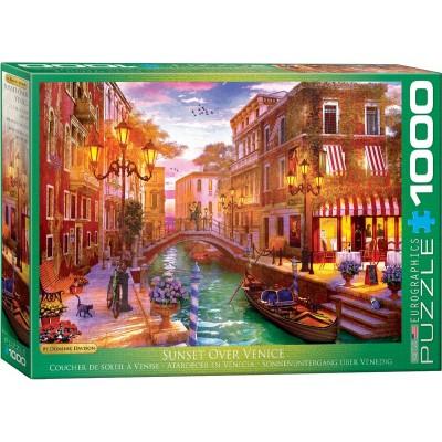 Eurographics-6000-5353 Dominic Davison - Coucher de soleil à Venise