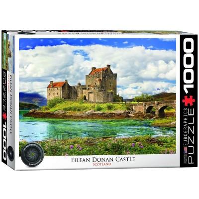 Eurographics-6000-5375 Eilean Donan Castle Scotland