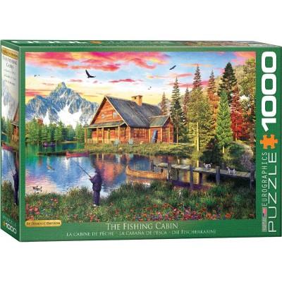 Eurographics-6000-5376 Dominic Davison - The Fishing Cabin
