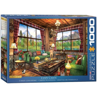 Eurographics-6000-5377 Dominic Davison - Cozy Cabin