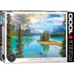 Eurographics-6000-5430 Maligne Lake Alberta