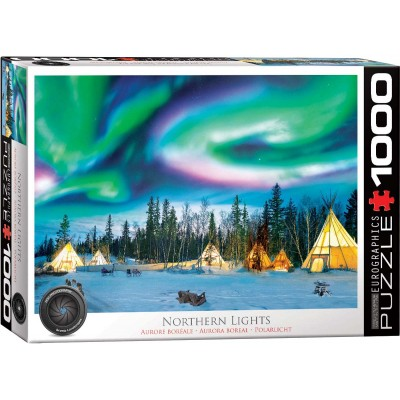 Eurographics-6000-5435 Northern Lights - Yellowknife