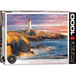 Eurographics-6000-5437 Peggy's Cove Lighthouse