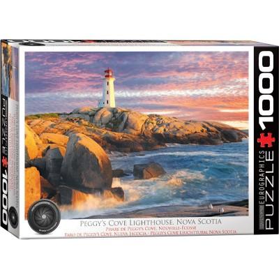 Eurographics-6000-5437 Peggy's Cove Lighthouse