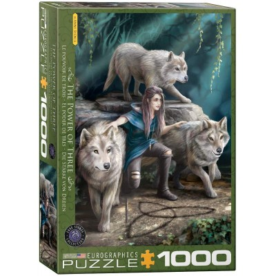 Eurographics-6000-5476 Anne Stokes - The Power of Three