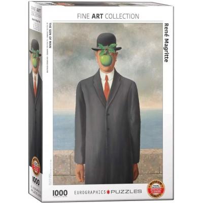Eurographics-6000-5478 René Magritte - Le Fils de l'Homme